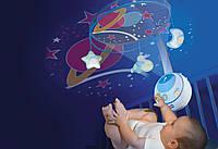 """Игрушка - мобиль на кроватку Chicco """"Волшебные звездочки"""" (голубой) 02429.20"""