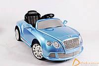 Детский электромобиль Bambi 520 R-4 Bentley Continental синий