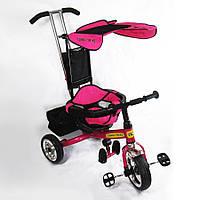 Детский трёхколёсный велосипед Baby Tilly BT-CT-0001 розовый