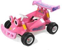 Детский электромобиль картинг YJ129 PINK