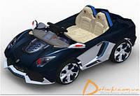 Детский электромобиль Baby Tilly BT-BOC-0073 Lamborghini чёрный