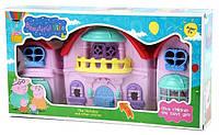 Игрушечный домик Свинки Пеппы и семья ТМ8805