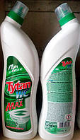 Tytan wc cleaner max моющее средство для туалетов Польша 1.2л