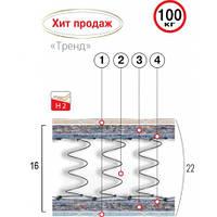 Матрас пружинный Тренд 200*160 см серия Стандарт