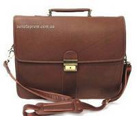 Портфель для ноутбука кожаный Katana 34206