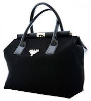 """Замшевая сумка """"Prada"""". Модная и эффектная женская сумка. Удобная, вместительная сумка. PU кожа. Код: КЕ525"""