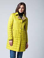 Clasna куртка демисезонная 143 лимонный