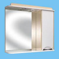Зеркало для ванной З-01 Венге светлый Карина