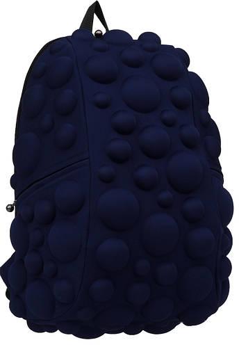 Практичный детский 3D рюкзак Bubble Full Navy 28 л KZ24484102, цвет синий