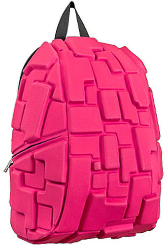 Яркий детский 3D рюкзак Blok Full Pink Wink  28 л KZ24484063, цвет розовый
