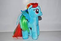 Мягкая игрушка My little pony - Радуга Дэш 19 см