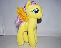 Мягкая игрушка My little pony - Флаттершай 30 см