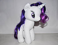 Мягкая игрушка My little pony - Рарити 30 см