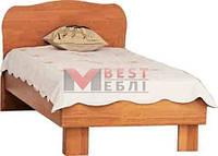 Кровать К-115 (с основой под матрас / без матраса)
