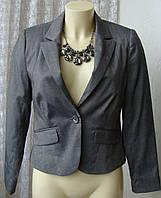 Пиджак женский элегантный офисный бренд Pearl Lowe р.42 5790