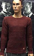 Супер стильный модный молодежный турецкий свитер-кольчуга