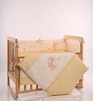 Маленька Соня Дитячі мрії комплект постільної білизни 6 елементі