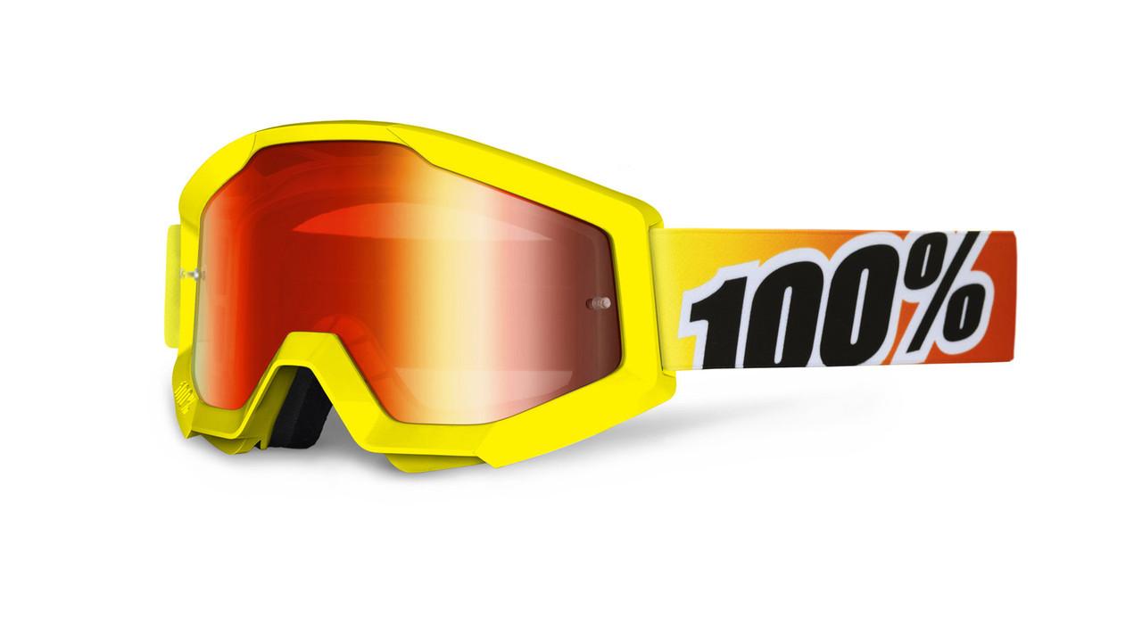 100% The Strata Goggle Brille