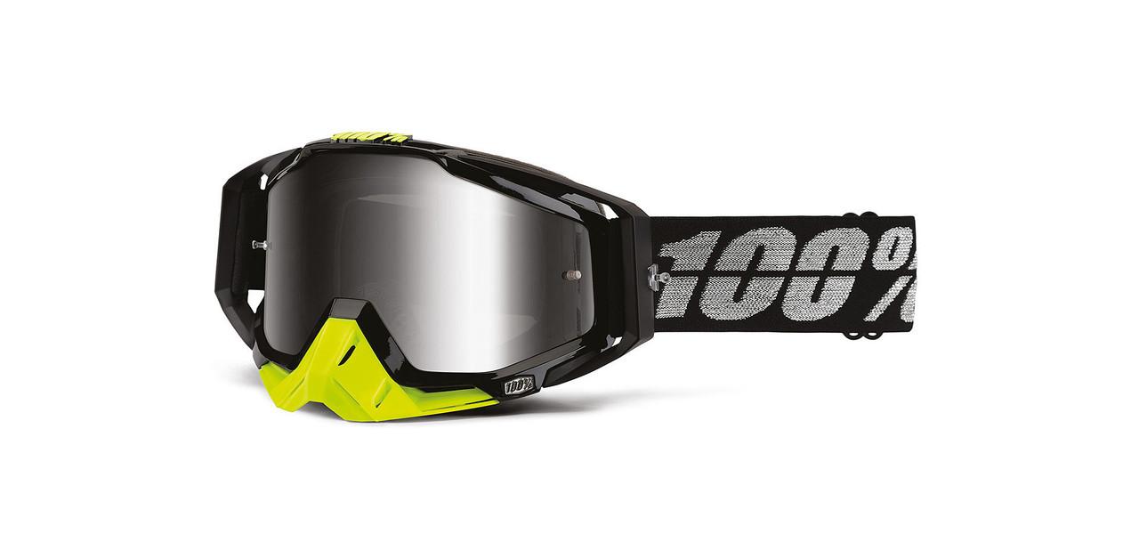 100% The Racecraft Goggle Brille