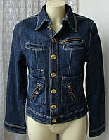Куртка женская джинсовая жакет бренд Novantasei 96 р.44 5797а