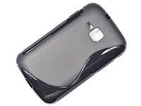 Силиконовый чехол для Samsung B5512 Galaxy Y Pro Duos