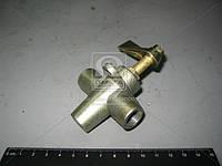 Краник топливный УАЗ 452,469 переключения б/баков-тройной (производитель г.Ульяновск) 3151-1104160