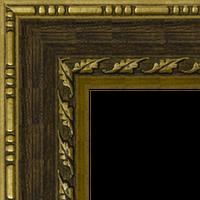 Багетная рама под заказ 975-07 (ширина профиля 44 мм). Для икон, картин, зеркал, фотографий