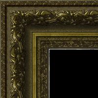 Багетная рама под заказ 1034-33 (ширина профиля 57 мм). Для икон, картин, зеркал, фотографий