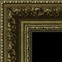 Багетная рама под заказ 1034-40 (ширина профиля 57 мм). Для икон, картин, зеркал, фотографий