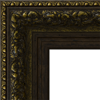 Багетная рама под заказ 1034-70 (ширина профиля 57 мм). Для икон, картин, зеркал, фотографий