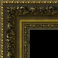 Багетная рама под заказ 1034-A503114 (ширина профиля 57 мм). Для икон, картин, зеркал, фотографий