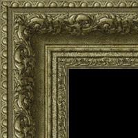 Багетная рама под заказ 1034-N40 (ширина профиля 57 мм). Для икон, картин, зеркал, фотографий