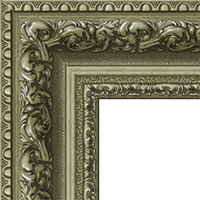 Багетная рама под заказ 1034-NS (ширина профиля 57 мм). Для икон, картин, зеркал, фотографий