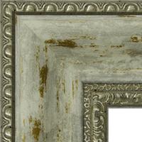 Багетная рама под заказ 1035-10 (ширина профиля 57 мм). Для икон, картин, зеркал, фотографий