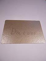 Слюда для микроволновки Daewoo 10.5х8.6 см