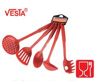 Набор кухонных принадлежностей 5 предметов Vesta BG-85