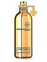 Amber & Spices Montale eau de parfum 50 ml