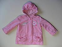 Куртка для девочки 1 - 3 лет