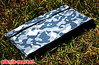 """Складной мангал """"семья"""" 8 из высококачественной (стали 2 мм.)в комуфляжном чехле"""