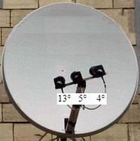 Спутниковый комплект с hd ресивером ORTO HD 670L АКЦИЯ