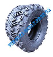 "Покрышка (шина, резина) для квадроцикла 16х8.00-7 ""QING DA"" TL"