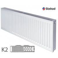 """Радиатор стальной """"Stelrad"""" мод.Compact тип 22 600x2000 (4418w) Голландия"""