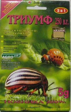 инсектицид триумф инструкция