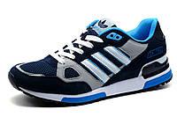 Кроссовки мужские  Adidas ZX750, темно синие, фото 1