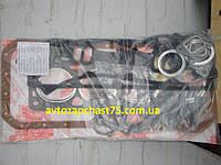 Прокладки двигателя Зил 130 (полный комплект, 20 наименований) производитель Украина