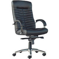 Кресло офисное Орион хром Р