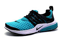 Кроссовки унисекс Nike Presto 2015, бирюзовые, р. 37, фото 1