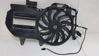 Вентилятор радиатора, 8E0121205AA, Volkswagen B6 (Фольксфаген Пассат Б6)