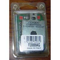 FDB889AG Тормозные колодки Ferodo для мотоцикла SUZUKI, YAMAHA, MBK  40x55x3,5mm