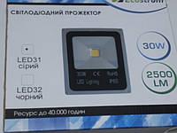 Прожектор светодиодный  ECOSTRUM 30W  4000K нейтральный свет